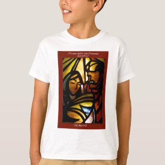 his name shall be emmanuel T-Shirt