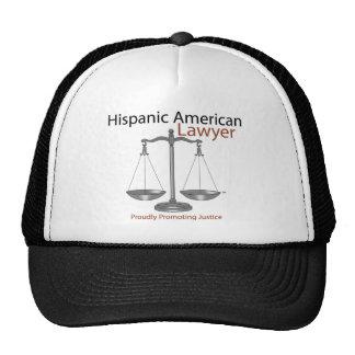 Hispanic American Lawyer Hat