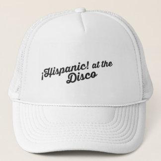 Hispanic! at the Disco Cap