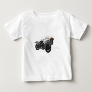 Hispano Suiza Closeup Baby T-Shirt