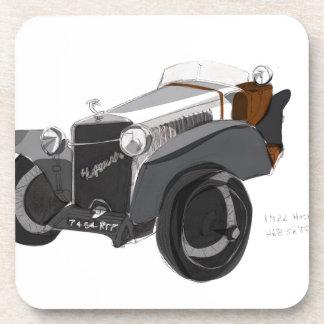 Hispano Suiza Closeup Coaster