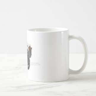 Hispano Suiza Closeup Coffee Mug