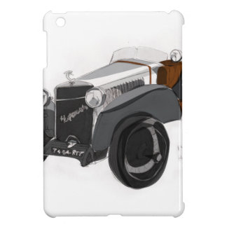 Hispano Suiza Closeup iPad Mini Case