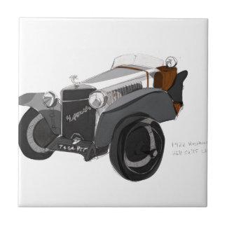 Hispano Suiza Closeup Tile