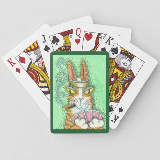 Hiss N' Fitz CAT PLAYING CARDS *Poker
