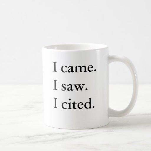 Historian's Mug