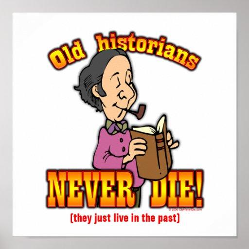 Historians Posters