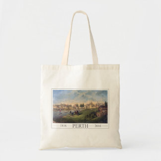 Historic 1853 Painting Perth Ontario Tote Bag