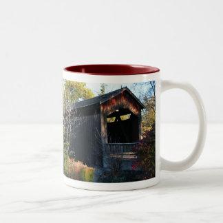 Historic Ada Covered Bridge Coffee Mug