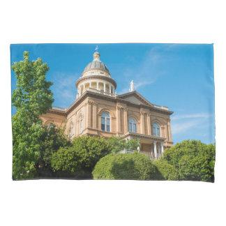 Historic Auburn California Courthouse Pillowcase