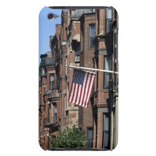 Historic back Bay Area, Boston, Massachusetts Barely There iPod Cover