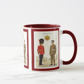Historic British Army Uniforms,, Coldstream Guards Mug