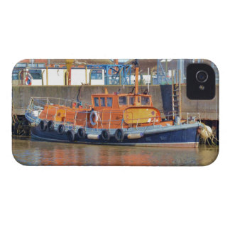Historic British Lifeboat iPhone 4 Case-Mate Case