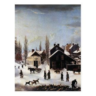 HISTORIC BROOKLYN CHRISTMAS CARD