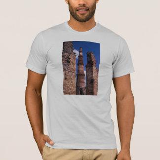 Historic building, Qutab Minar, Delphi, Greece T-Shirt
