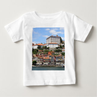 Historic buildings and river, Porto, Portugal Baby T-Shirt