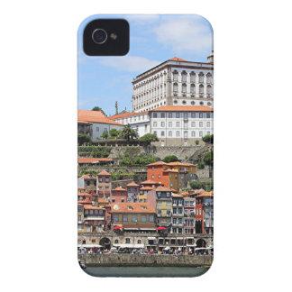 Historic buildings and river, Porto, Portugal iPhone 4 Case-Mate Case