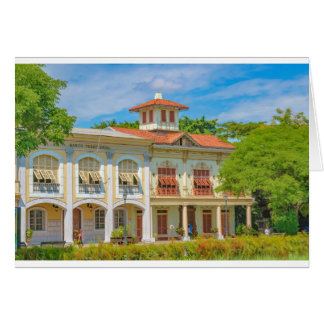 Historic Buildings, Guayaquil, Ecuador Card