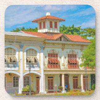 Historic Buildings, Guayaquil, Ecuador Coaster