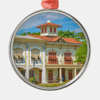 Historic Buildings, Guayaquil, Ecuador Metal Ornament
