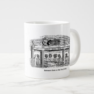 Historic Cemetery Gates Mug