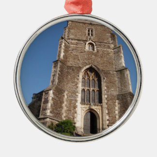 Historic Church In Hastings England Ornament