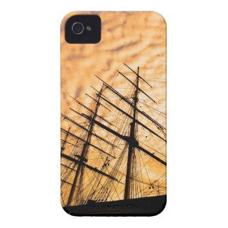 Historic Clipper English Sailing Ship iPhone 4 Case-Mate Case