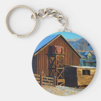 Historic Dalles Mt Ranch Key Chains