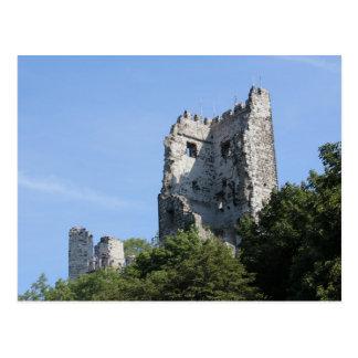 Historic Drachenfels Postcard
