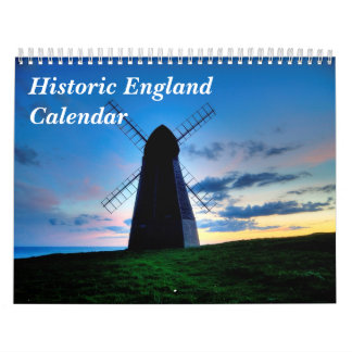 Historic England Calendar