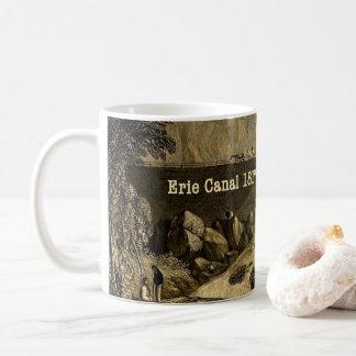 Historic Erie Canal Bicentennial Years Coffee Mug