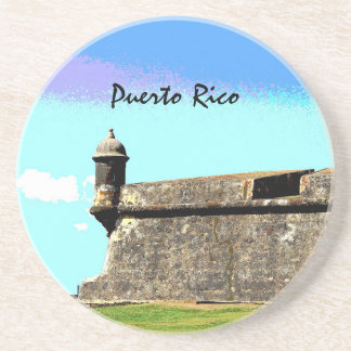 Historic Fort Drink Coasters