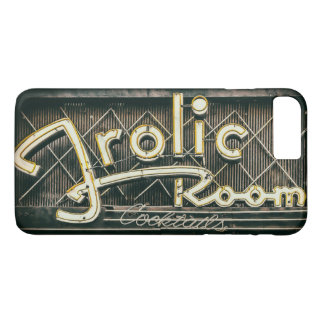 Historic Frolic Room Bar iPhone case