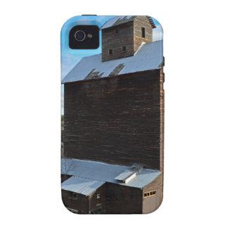 Historic Gran Storage Building iPhone 4 Case