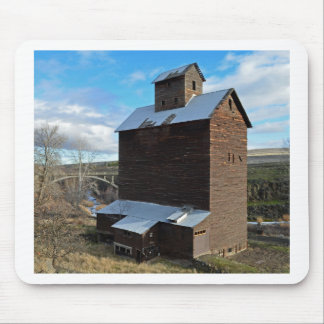Historic Gran Storage Building Mouse Pad