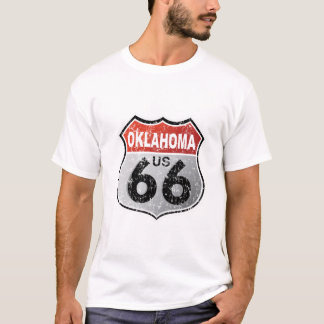 Historic Highway Road Sign T-Shirt