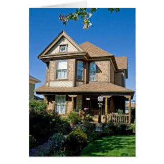 Historic House 817 Card