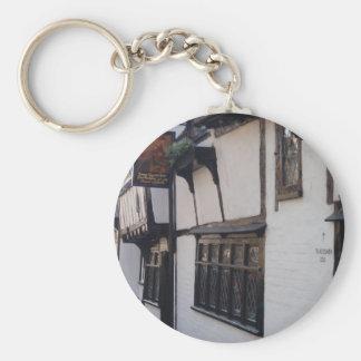 Historic House Key Chains