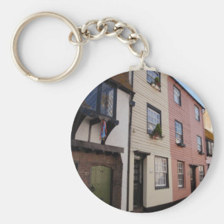 Historic Houses Keychain