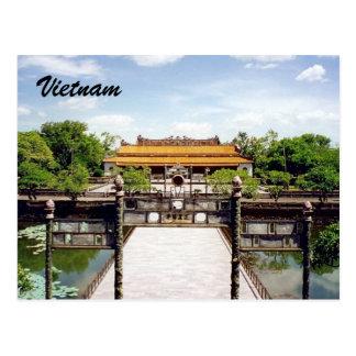 historic hue post card
