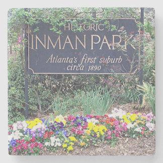 Historic Inman Park, Atlanta, Georgia, Coasters