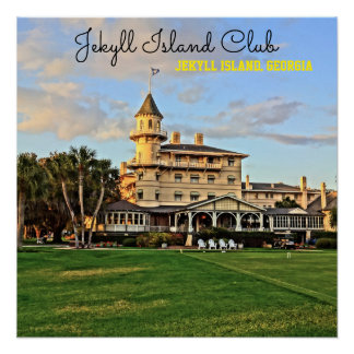 Historic Jekyll Island Club in Georgia Lowcountry