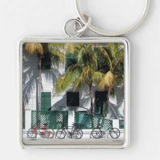 Historic Key West, Florida, Keychain