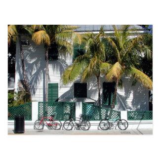 Historic Key West Postcard