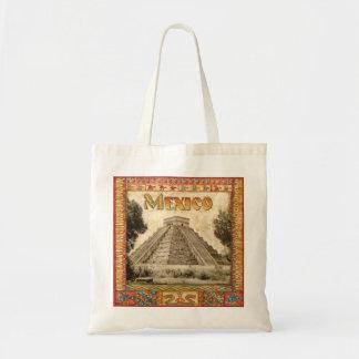 Historic Mexico Tote Bag