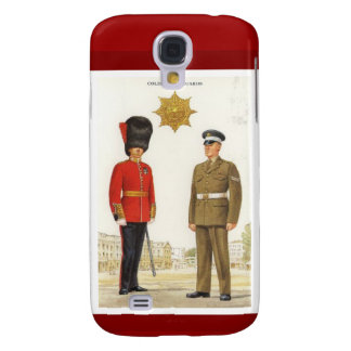 Historic military Uniforms, Coldstream Guards Galaxy S4 Covers