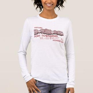 Historic Port Townsend Washington ladies shirt