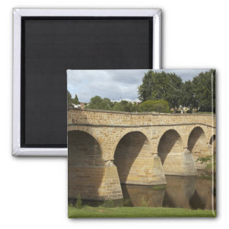 Historic Richmond Bridge (Australia's oldest Square Magnet