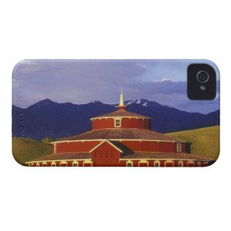 Historic Round Barn at Twin Bridges Montana Case-Mate iPhone 4 Case