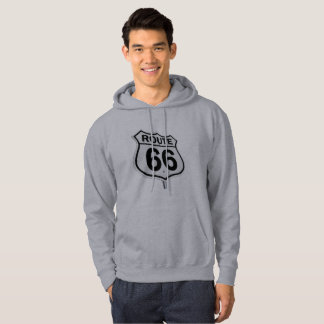 Historic Route 66 sign Hoodie